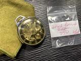 Rare Girard-Perregaux Skeleton Pocket Watch