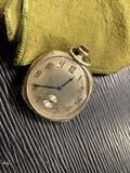 Antique 18k gold filled pocket watch - Elgin