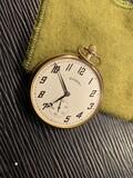 Illinois Pocket Watch in 14k gold Hallmark Case