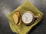 Gold Filled Elgin Pocket Watch