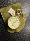 Antique Waltham Pocket Watch in Elaborate case