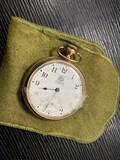 Antique Gold Filled Ball Standard Pocket Watch