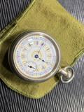 Antique Elgin Pocket Watch Sidewinder