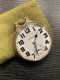 Hamilton 992 Railroad Pocket Watch