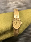 Vintage 14k gold ladies omega