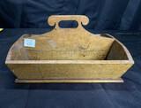 Primitive Antique Cutlery Tray