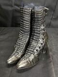 Pair of Victorian Tall Lady's boots