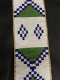Antique Beaded Sioux Native American Belt