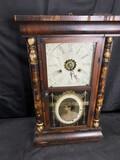 Very Nice Antique Mantle Clock