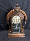 Antique Ansonia Mantle Clock with Chime