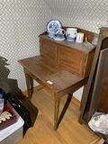 Antique Plantation Desk with Square Nails