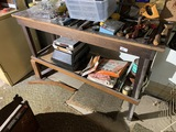 Tool bench and contents lot