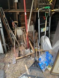 Group lot of old and newer hand tools