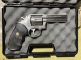Vintage Smith & Wesson 357 Magnum 681 Revolver