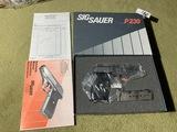 Sig Sauer P230 380 Cal Pistol in Box