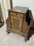 Antique Art Deco Smoking Stand