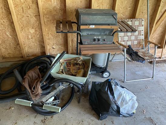 Misc. garage items lot