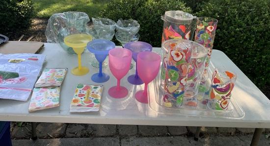 Party Glasses, Invitations, & More