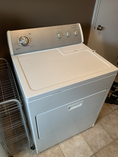 Nicer Whirlpool Electric Dryer