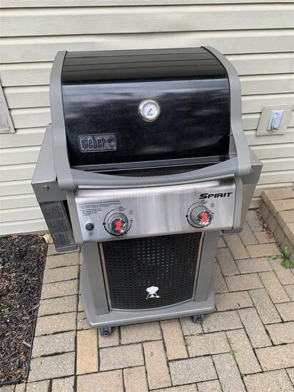 Weber Spirit BBQ Grill