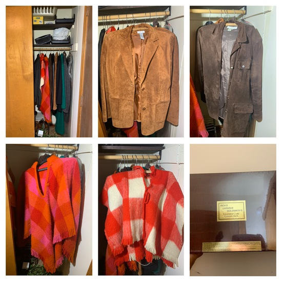 Closet Clean Out - Nice Vintage Clothing.  See Photos.