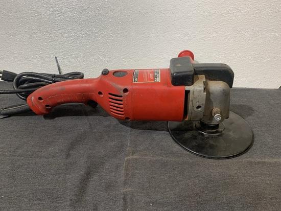 Milwaukee 7 inch Heavy Duty Polisher