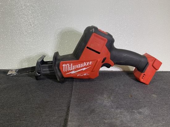 Milwaukee Fuel Hackzall Reciprocating Saw