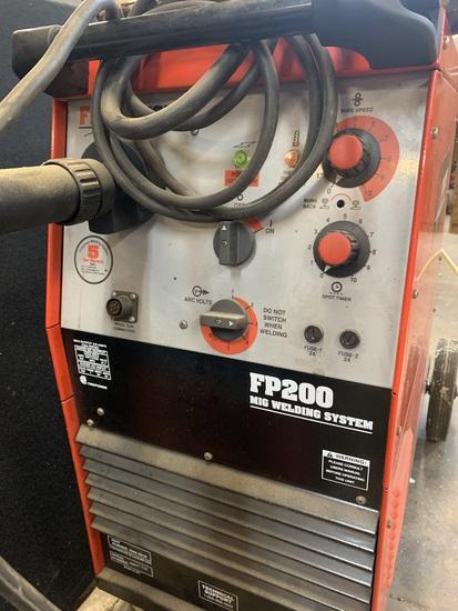 Firepower Mig Welding System Model FP200