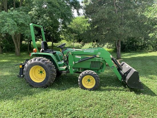 John Deere Tractor, Antiques, Rare License Plates