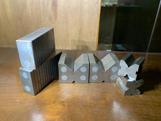 Setup Blocks