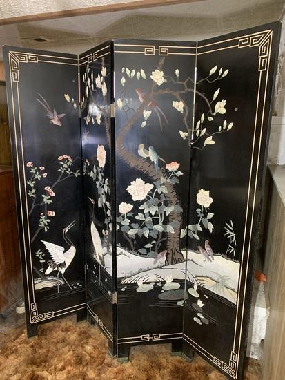 Oriental Style Screen