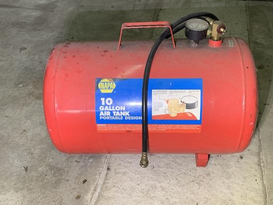 Napa 10 Gallon Air Tank