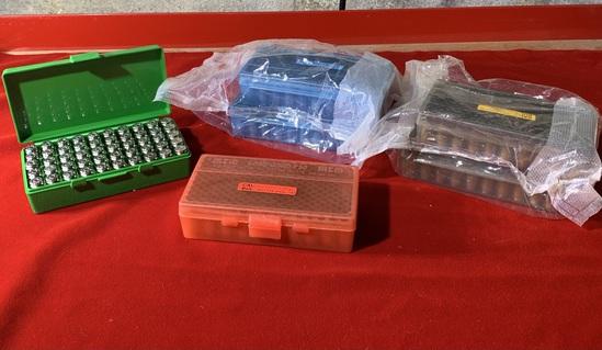 6 Boxes .40 Caliber S&W 170 Grain Ammunition
