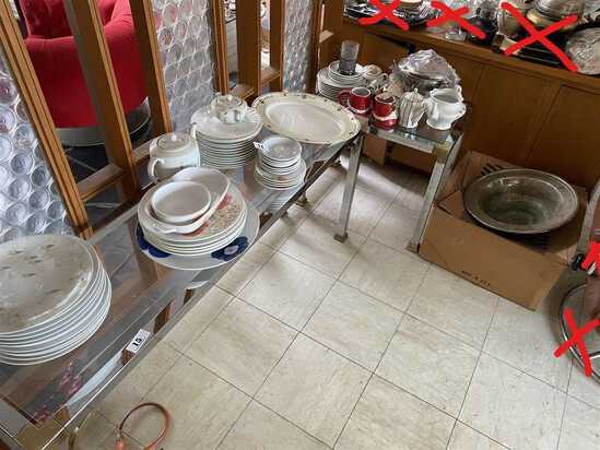 Vintage China and more lot