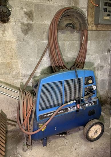 Campbell Hausfeld  Model VT6108 Air Compressor