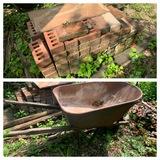 Bricks & Wheelbarrow