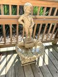 Fountain / Statue