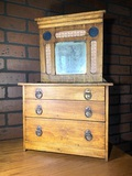 Nice Signed Doll Dresser.  See Photos