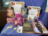 Great Group of Wiccan Items.  See Photos