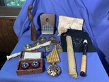 Great Group of Wiccan & Musical Items.  See Photos