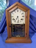 Mantle Clock Waterbury Clock Company