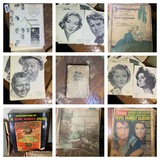 Academy Awards Portrait Collection, Great Revival Hymns, Sears & Roebuck Catalog, Elvis Items & More