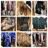 Great Group of Clothing & Shoes.  See Photos