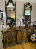 Beautiful Chest of Drawers, Night Stand & Dresser with Mirrors
