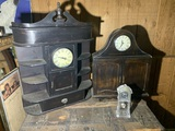 3 Battery Operated Clocks