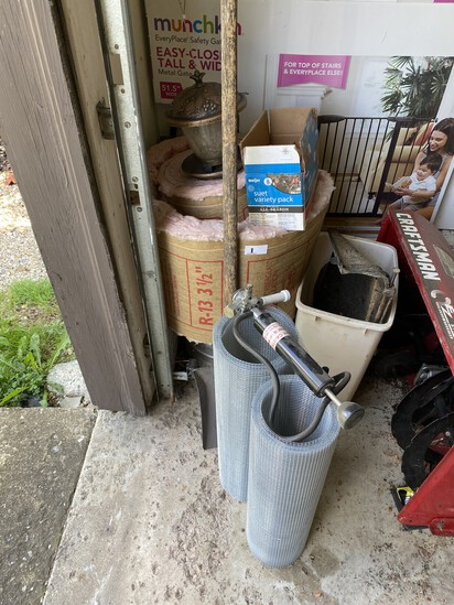 Group lot of misc items
