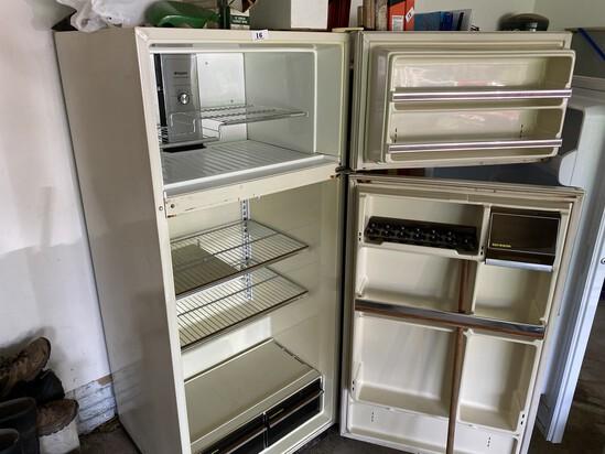 Frigidaire Freezer Refrigerator unit