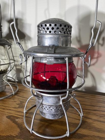 Antique Kero Pennsylvania Railroad PRR Lantern