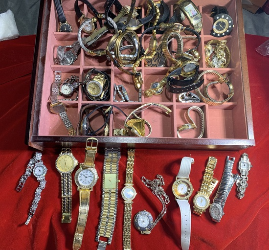Great Group of Watches