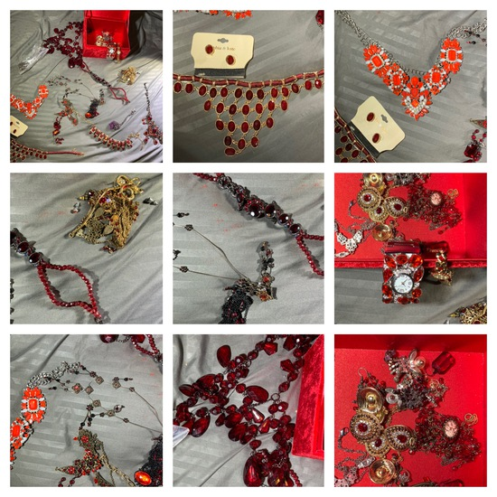 Great Group of Costume Jewelry